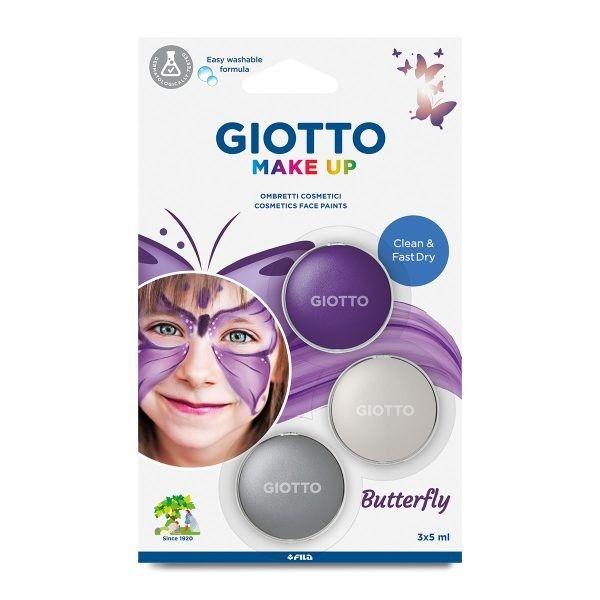 Giotto Make Up – Farfalla