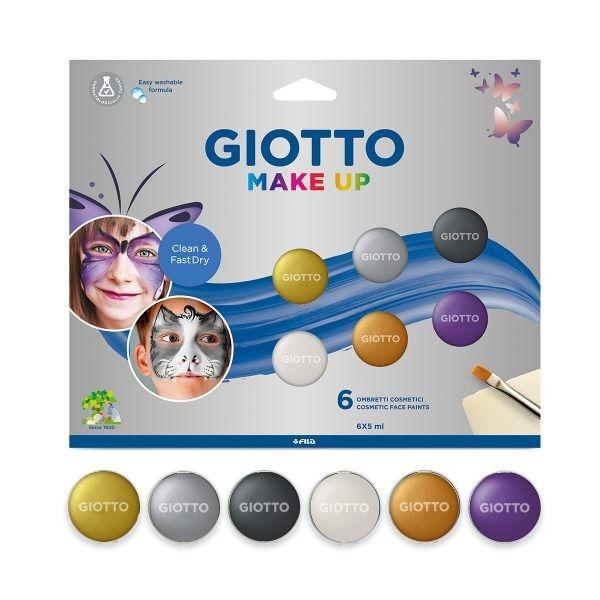 Giotto Make Up – Ombretti Metallic