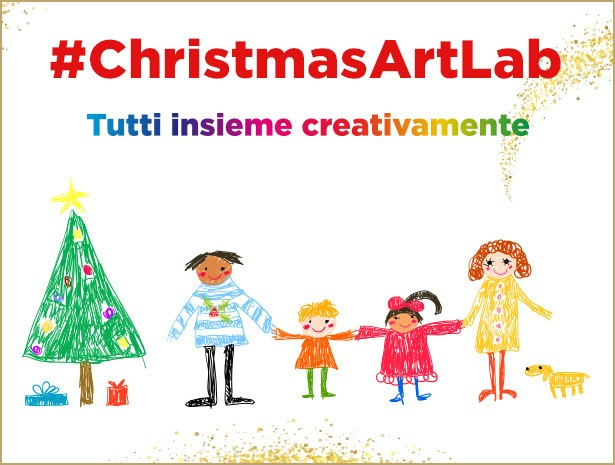 #CHRISTMAS ART LAB