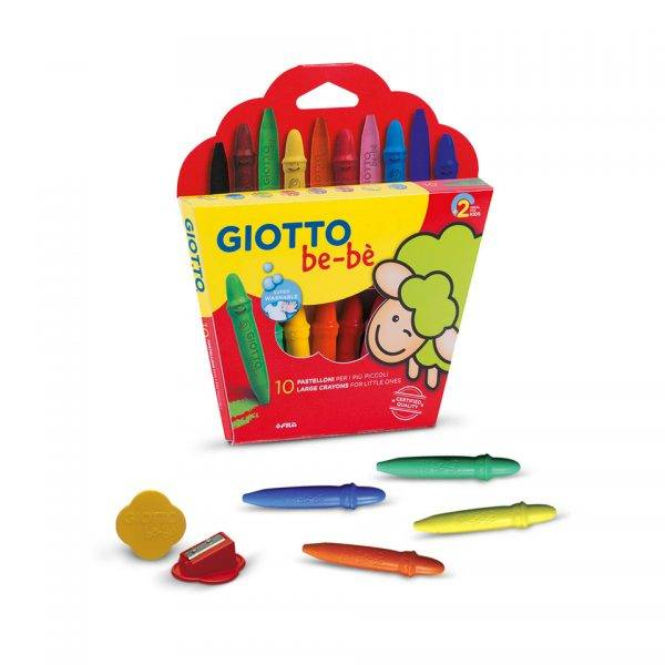 Giotto be-bè Superpastelloni Cera