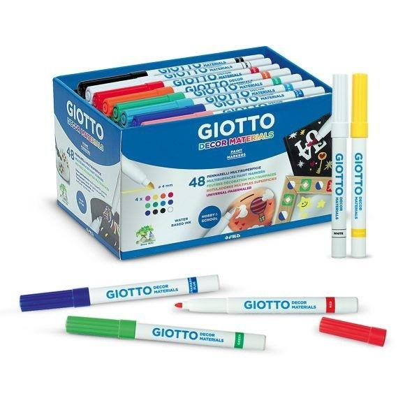 Giotto Decor Materials – Per la classe