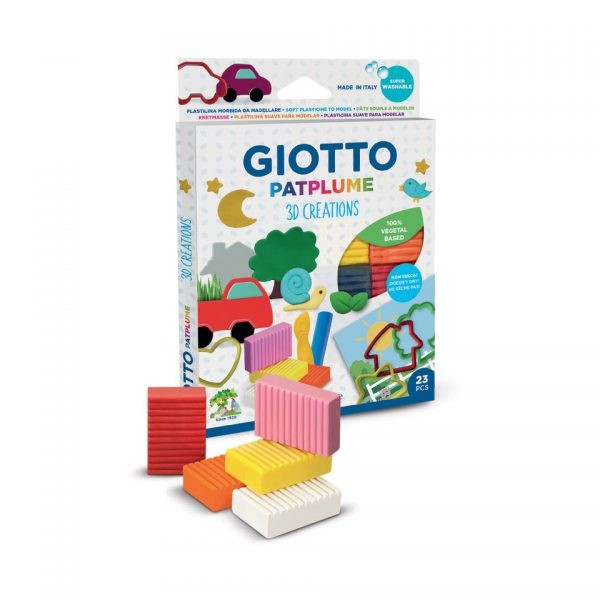 Giotto Patplume – 3D Creations