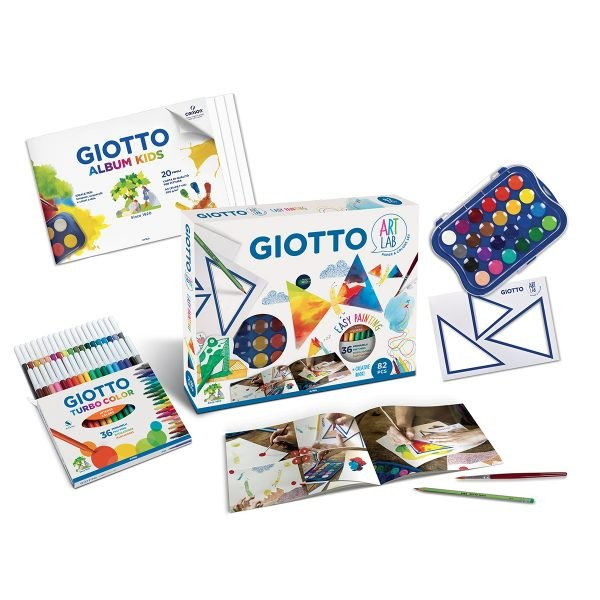 Giotto Art Lab – Easy Painting