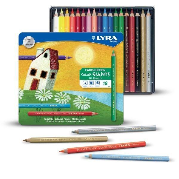 Lyra Color Giants