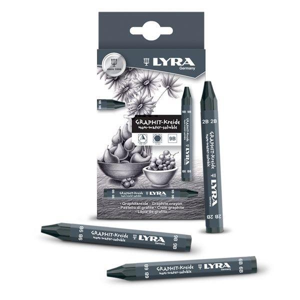 Lyra Pastelloin Grafite