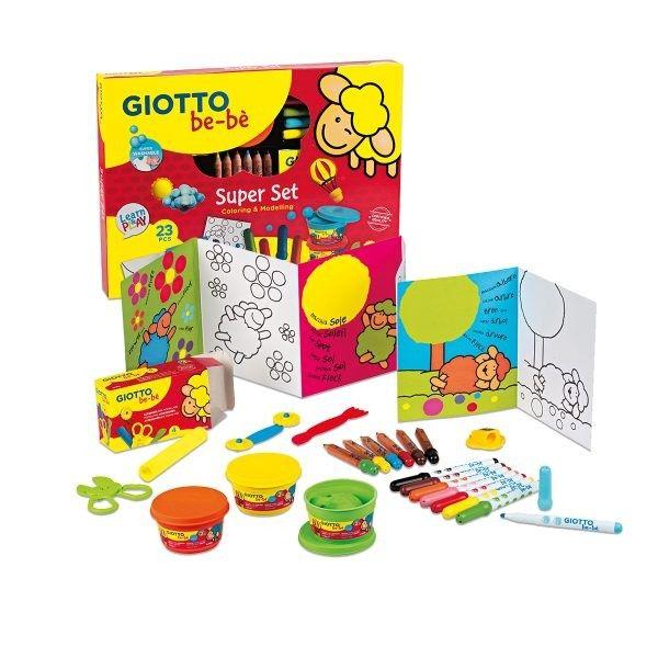 Giotto be-bè Super set