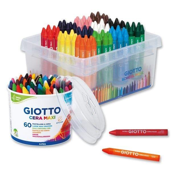 Giotto Cera Maxi – Per la classe