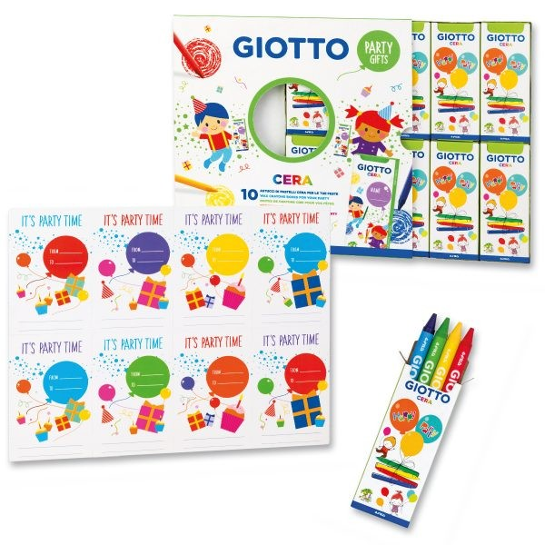 Giotto Party Gifts Cera
