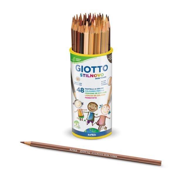GIOTTO Stilnovo Skin Tones – Per la classe