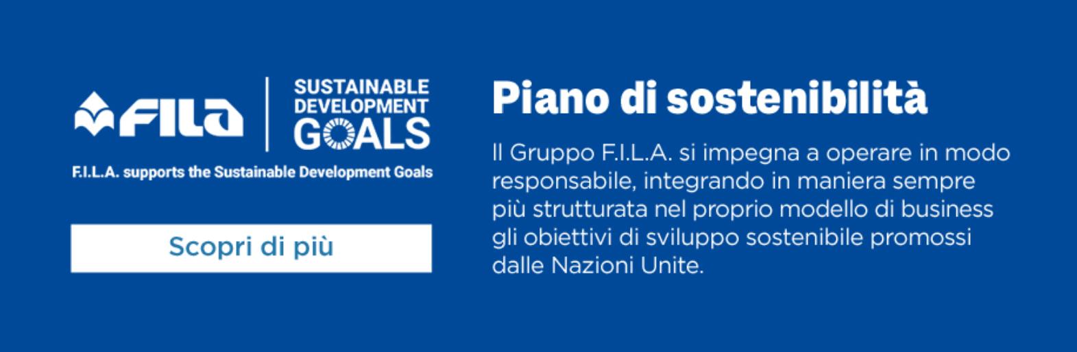 Piano sostenibilità