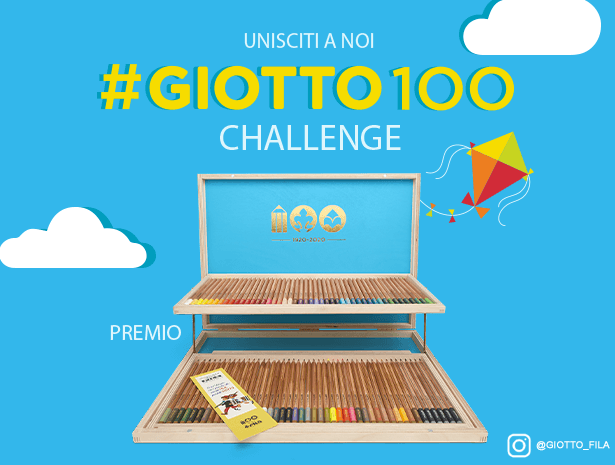 INSTAGRAM CONTEST  #GIOTTO100