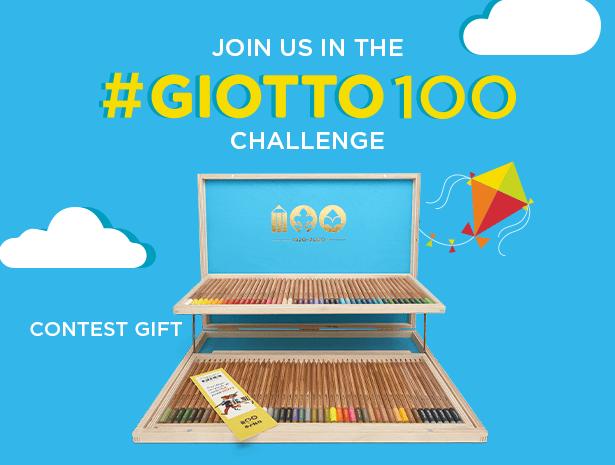 CONTEST#GIOTTO 100