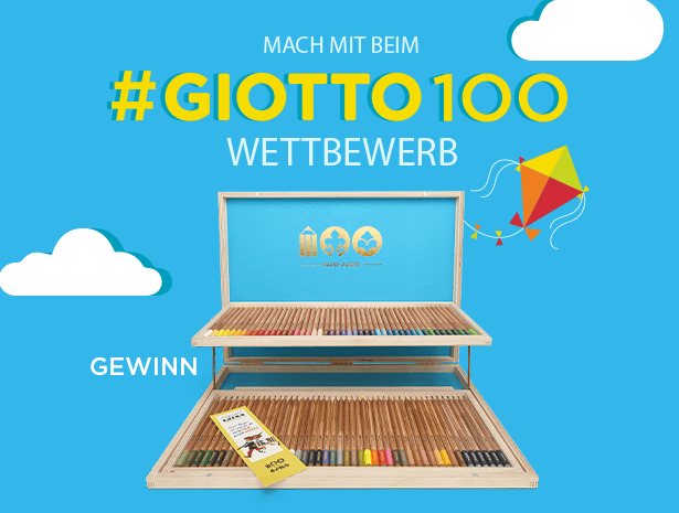CONTEST #GIOTTO 100